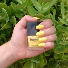 Vernis Butter London teinte Jasper
