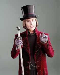 willy wonka: michael jackson or johnny depp? photo: willy wonka photo7.jpg