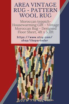 Area Vintage Rug - Pattern Wool Rug! Colorful moroccan rugs, moroccan rug living room, vintage moroccan rugs, moroccan rug bedroom, pink moroccan rug, black and white moroccan rug, white moroccan rug, red moroccan rug, grey moroccan rug, moroccan rug decor, round moroccan rug, moroccan rug wall hanging, boho moroccan rug, moroccan rug office, plush moroccan rug, small moroccan rug, outdoor moroccan rug. #vintagemoroccanrugs #moroccanrugbedroom #whitemoroccanrug #modernmoroccanrug Wool Area Rugs, Wool Rug, Moroccan Berber Rug, Rug Inspiration, Rug Texture, Rug Shapes, Vintage Rugs, House Warming, Plush