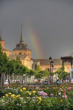 Nacimiento de Cervantes en Alcalá de Henares. Madrid. ESPAÑA