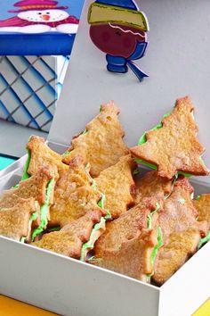 Sándwiches de galletas