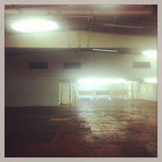 The empty brewery...let the work begin! #tnbeer #craftbeer