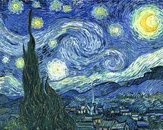 Cieli stellati nell'arte: da Nefertari a Van Gogh - Didatticarte