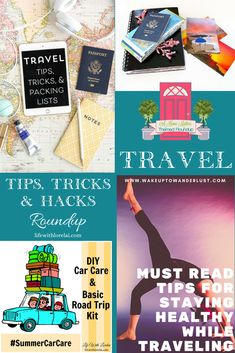 Trendy travel tips and tricks hacks diy link 40 ideas Travel Packing Outfits, Packing List For Travel, Travel Tips, Passport Travel, Travel Logo, Sporty Christmas Gifts, Bucket List Holidays, Travel Book Layout, Travel Quotes Tumblr