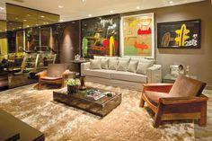 Casa Cor Brasília 2012: ambientes decorados com toque britânico - Casa