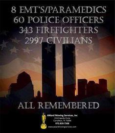 Never Forget - Big Lake Police Deptment 11 September 2001, Remembering September 11th, I Love America, God Bless America, We Will Never Forget, Always Remember, World Trade Center Nyc, Trade Centre, 911 Memorial