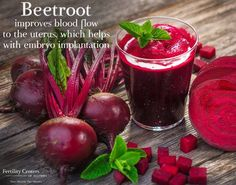 #HealthTip: Beetroots are a fantastic source of the antioxidant resveratrol, which helps combat age-related infertility. They also improve blood flow to the uterus, which helps with embryo implantation.