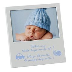 What Little Boys Are Made Of Aluminium Frame By Haysom Interiors *** You can get additional details at the image link.