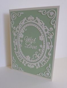 Tattered Lace by sistersandie - Cards and Paper Crafts at Splitcoaststampers