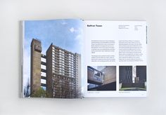 Brutal London Book on Behance