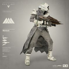 Look At TheseDestiny Action Figures