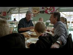 Anthony Bourdain - elementary lunch - Parts Unknown - Lyon, France