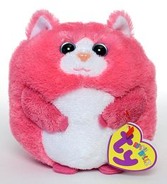 Tumbles - Cat - Ty Beanie Ballz Ty Beanie Ballz 36d598b681e