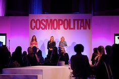 @Cosmopolitan's & Coppafeel's #BraHijack London Event
