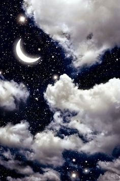 Amor y fascinación por la luna <3