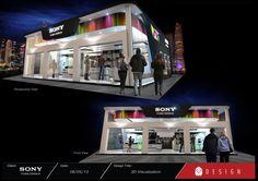 Exhibition Design by Aris Achelles Maniquis at Coroflot.com