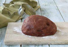 PASTA FROLLA PERFETTA AL CACAO ricetta base per biscotti e crostate, ottima per realizzare dolci friabili e facilissimi, facile da preparare
