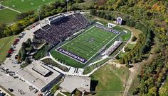 A great stadium for a great football team! UW-Whitewater