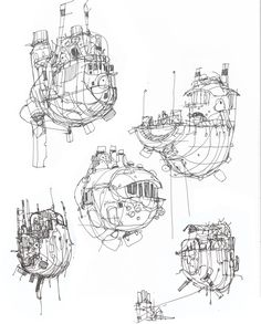 IAN MCQUE | CONCEPT ART