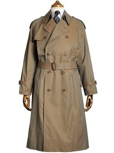 An overview of the trench coat presented by batak.