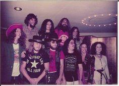 lynyrd skynyrd 1970's | Love this band! | Lynyrd Skynyrd 1970s | Pinterest