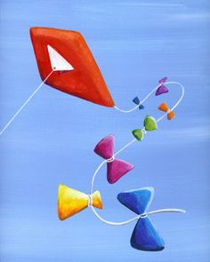 Lets Go Fly a Kite Fine Art Giclee Photographic Print at Artist Rising. Artist Rising is the premier destination for discovering original art, fine art and photography prints, and limited edition art by living artists. Go Fly A Kite, Kites, Watercolor Paper, Art Reproductions, Custom Framing, Art For Kids, Summertime, Art Projects, Original Art