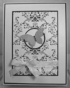 Stamping Styles: Black & White