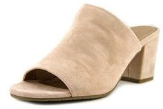 Kenneth Cole Reaction Mass-ter Mind Open Toe Suede Slides Sandal.