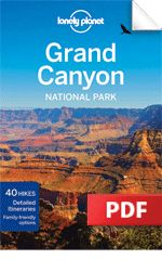 Grand Canyon National Park travel guidebook + Ebook
