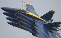 Blue Angels - All for one & One for all