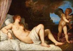 Titian callisto diana and