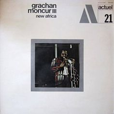 """""""The Great African-American Classical Art-Form"""" #jazz  #PlayingOutside      """"New Africa"""" http://open.spotify.com/album/53ZVR4nHRTXBeybwgHW15B  Released 1969 Recorded: August 11, 1969 African-American Classical Art-Form Paris  Length 46:52 Label BYG Actuel Grachan Moncur III - trombone Roscoe Mitchell - alto saxophone Archie Shepp - tenor saxophone Dave Burrell - piano Alan Silva - bass Andrew Cyrille - drums    All compositions by Grachan Moncur III"""