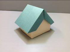Daily Origami: 928 - House Box