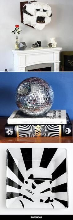 Warning: These Star Wars DIYs are seriously cool