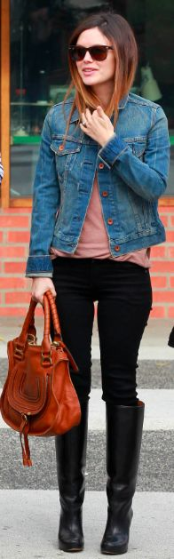 Fall's Hottest Jean Trends -  The Jean Jacket
