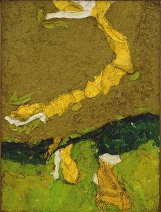 Ronald Bladen. Untitled Number 3. c. 1956-59