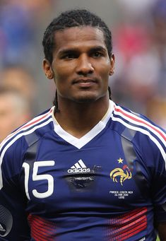 Florent Malouda Photos Photos: The France vs Costa Rica Friendly Game Ss Lazio, World Football, Europa League, Champions, World Cup, Costa Rica, Superstar, Soccer, France Vs