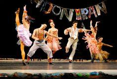 """""""Ballet Stagium - 40 anos - Adoniran"""", em cartaz de 13 de junho a 17 junho, na Caixa Cultural Sé, apresenta um panorama da célebre obra do compositor e humorista, de sotaque caipira e italiano,  nascido João Rubinato."""