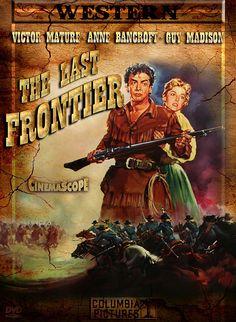 The Last Frontier (1955) - Metek Artwork