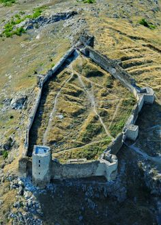 Enisala citadel was built in the XIII century by the Byzantine empire on the shores of the Black Sea (Dobrogea Transylvania Romania, Medieval Fortress, Black Sea, Macedonia, Albania, Eastern Europe, Slovenia, Places To See, City Photo