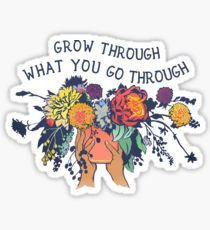 High quality Self Love gifts and merchandise. Inspired designs on t-shirts, posters, stickers, home decor, and more by independent artists and designers from around the world. Mental Health Journal, Mental Health Matters, Mental Health Awareness, Laptop Stickers, Cute Stickers, Journal Stickers, Equality Tattoos, Health Tattoo, Love Gifts