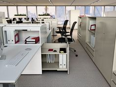 Офисный шкаф VERTICAL FILE by Dieffebi дизайн Takiro Yuta