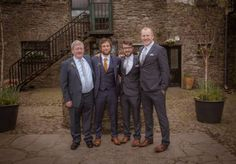 Sara and Brian's wedding in west Kerry on a blustery spring day | Confetti