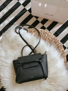 Celine Nano Bag, Celine Belt Bag, Ysl, Waist Purse, Toms Shoes Outlet, Gucci, Cloth Bags, Medium Bags, My Bags