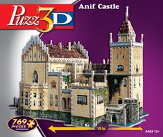 PUZZ 3D Anif Castle Puzzle « Game Searches