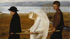 Konsthistoria - samling emd videon om finsk konst
