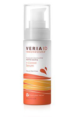 In Control Serum for Oily Skin | KAPHA dosha | Veria ID