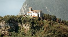 Monte Isola in Italy