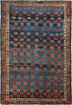 """Caucasian rug, 3' 2"""" x 4' 6"""""""