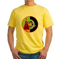 Witch Doctor Yellow T-Shirt > Witch Doctor > ARTegrity